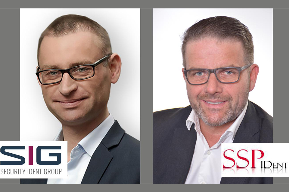 SIG and SSP Ident GmbH announce new management